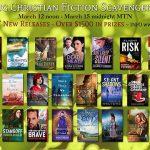 Christian Fiction Scavenger Hunt Stop #8
